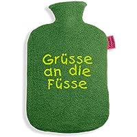lustige Wärmflasche: Grüsse an die Füsse preisvergleich bei billige-tabletten.eu