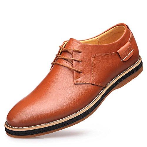 Homme de l'été en cuir respirant/Chaussures de loisirs A