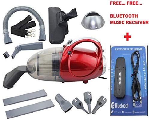 MW Mall India New Vacuum Cleaner Blowing and Sucking Dual Purpose (Jk-8), 220-240 V, 50 Hz, 1000 W,Red