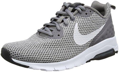 Nike Herren Air Max Motion LW SE Sneaker, Grau (Gunsmoke/Vast Grey Black 009), 43 EU (Öse Air)