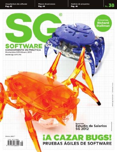 Revista Software Guru #38 (Noviembre 2012 - Enero 2013) por Christian Ramírez