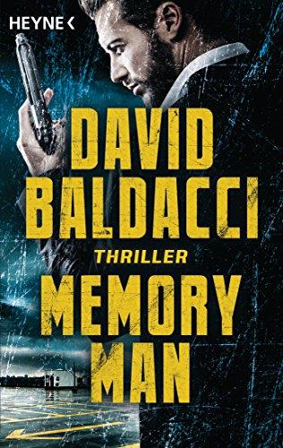 Baldacci, David: Memory Man