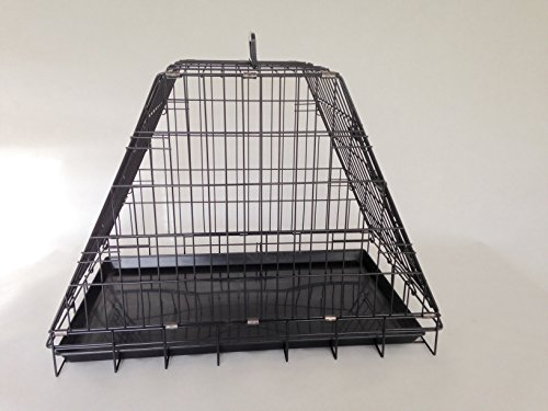 doghealth Car Cage with escape hatch 2 Doors GYC03P 2