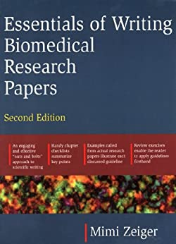 Essentials of Writing Biomedical Research Papers. Second Edition par [Zeiger, Mimi]