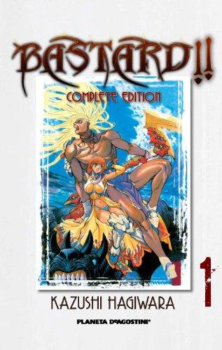 Descargar Libro Bastard! Complete Edition nº 01 de Kazushi Hagiwara