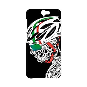 G-STAR Designer Printed Back case cover for HTC One A9 - G2109