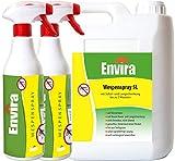 ENVIRA Wespenbekämpfungsmittel 2x500ml+5Ltr