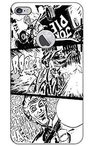 iessential joker batman Printed Case for iPhone 6