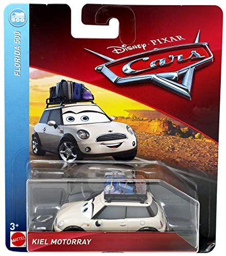 Disney Cars Kiel Motorray Fahrzeug Serie Florida 500 Die Cast im Maßstab 1 : 55 - Die Fahrzeuge Cast