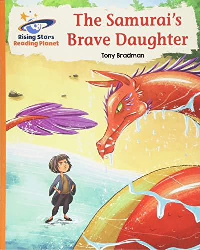 The Samurai's brave daughter