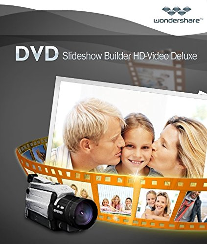 DVD Slideshow Builder HD-Video deluxe Win Vollversion (Product Keycard ohne Datenträger)