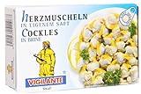 Produkt-Bild: Herzmuscheln in eigenem Saft / Berberechos al natural - 115 gr