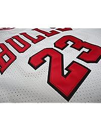 Mitchell & Ness Maillot en jersey NBA Chicago Bulls 1998 Michael Jordan n°23