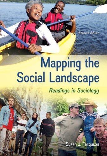 Mapping the Social Landscape: Readings in Sociology by Ferguson, Susan J (2012) Paperback