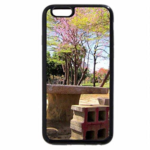 iPhone 6S / iPhone 6 Case (Black) Leisure park