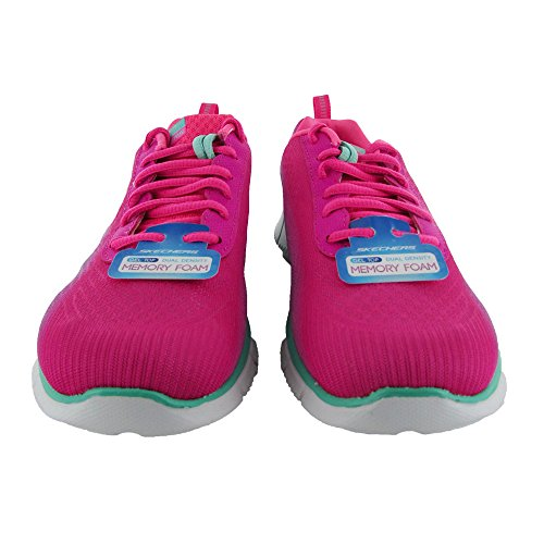 Skechers Equalizer Perfect Pair Navy / Hot Pink Pink/Blue