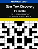 Star Trek Discovery TV Series Fill In Crossword Activity Puzzle Book