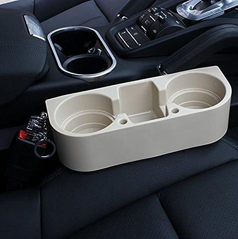 bemodst®-in Universal Auto vorne SEAT Auto Utility Fahrzeuge Schlitz Getränkehalter