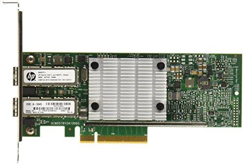 NEW! Hewlett Packard Enterprise 652503-B21 HPE 530SFP+ - Network adapter - PCIe