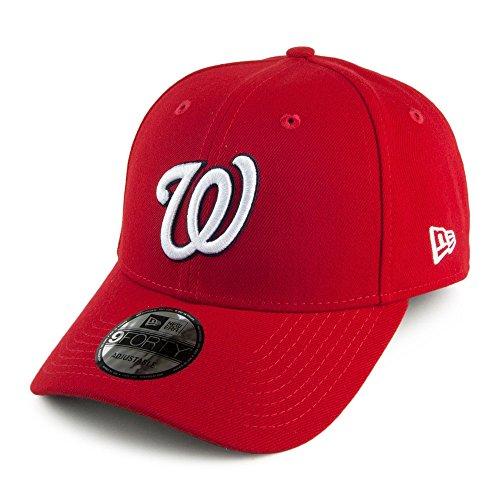 Casquette 9FORTY League Washington Nationals rouge NEW ERA - Ajustable