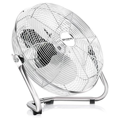 Brandson - Ventilador de mesa 30 cm | máquina de viento |...