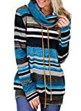 Happy Sailed Ladies Oversized Long Sleeve Jumper Tops Pullover Sweatshirts Knitwear for Women Plus Size