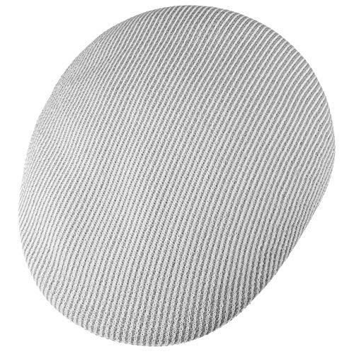 Imagen de kangol  stripe 504 gorro ivy l 58 59 cm  gris  alternativa