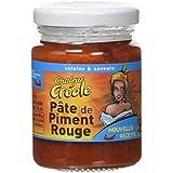 CHALEUR CREOLE Pâte de Piment Rouge - Lot de 3