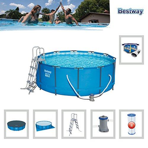 Schwimmbecken – Intex – 56462-BGSX16EX04 - 4