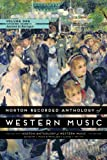 1: Norton Recorded Anthology of Western Music (Ancient to Baroque)