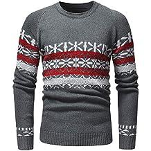 ZARLLE Hombre Otoño Invierno Pullover Punto Cardigan Coat Suéter de los Hombres de Otoño Invierno Pullover