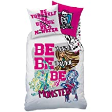 """Parure de lit Monster High """"Be Unique"""" 1 personne"""