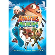 Monsters Vs. Aliens: The Official Movie Adaptation by Andy Lanning (2009-03-17)