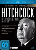 Hitchcock Collection [Blu-ray] [Limited Edition] -