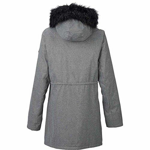 Burton Damen Jacke Olympus Jacket Dove heather