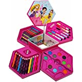 TOYKART - Multicolour Art Set Colour Kit 46 Pcs (Color And Design May Change)
