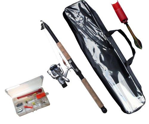 Einsteiger-Angelset-mit-Angelrute-Angelrolle-Tasche-Rutenhalter-und-Zubehr