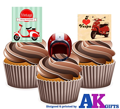 i-love-vespa-vintage-scooter-cake-decorations-edible-cup-cake-toppers-pack-of-12