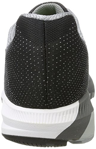 Nike Herren Air Zoom Structure 20 Laufschuhe Schwarz (nero / Grigio Freddo / Grigio Lupo / Bianco)