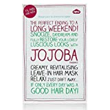 NPW Detox Jojoba-Leave-In Haar Maske