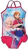 Disney Frozen – Die Eiskönigin Badeanzug (116, Violett)