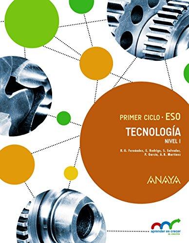 Tecnología. Nivel I. (Aprender es crecer en conexión) - 9788467851007 por Ramón Gonzalo Fernández