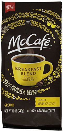 mccafe-coffee-ground-coffee-breakfast-blend-light-roast-12-ounce-by-mccafe-coffee