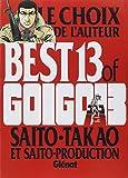 Best 13 of Golgo 13 : Le Choix de l'Auteur