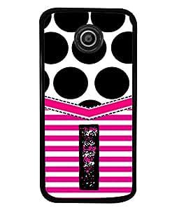 PrintVisa Designer Back Case Cover for Motorola Moto E :: Motorola Moto E XT1021 :: Motorola Moto E Dual SIM :: Motorola Moto E Dual SIM XT1022 :: Motorola Moto E Dual TV XT1025 (Black Lines Bars Blinds English Alphabet I)