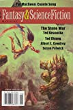 The Magazine of Fantasy & Science Fiction May/June 2016 (The Magazine of Fantasy & Science Fiction Book 130) (English Edition)