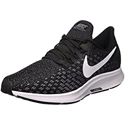 Nike - Air Zoom Pegasus 35, Zapatillas de Running Mujer, Negro