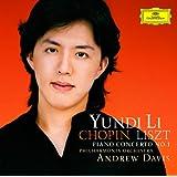 Liszt & Chopin: Piano Concertos No.1 (Bonus track version; e-album)