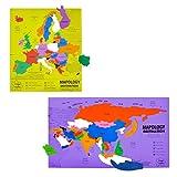 Imagimake Mapology: Destination Europe &...