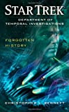 Department of Temporal Investigations: Forgotten History (Star Trek: The Original Series)